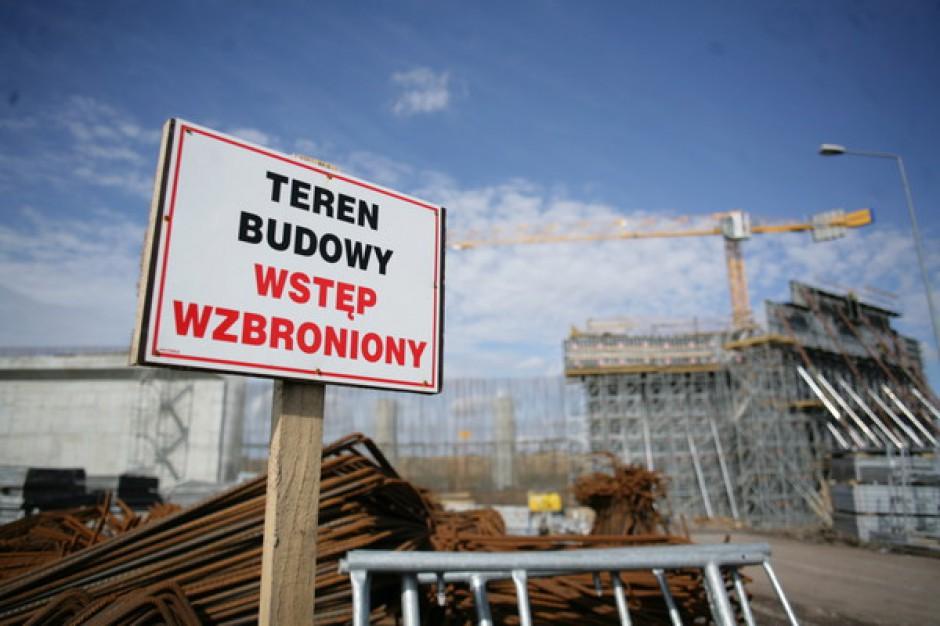 Tragiczny wypadek na budowie Zintegrowanego Centrum Komunikacyjnego w Poznaniu