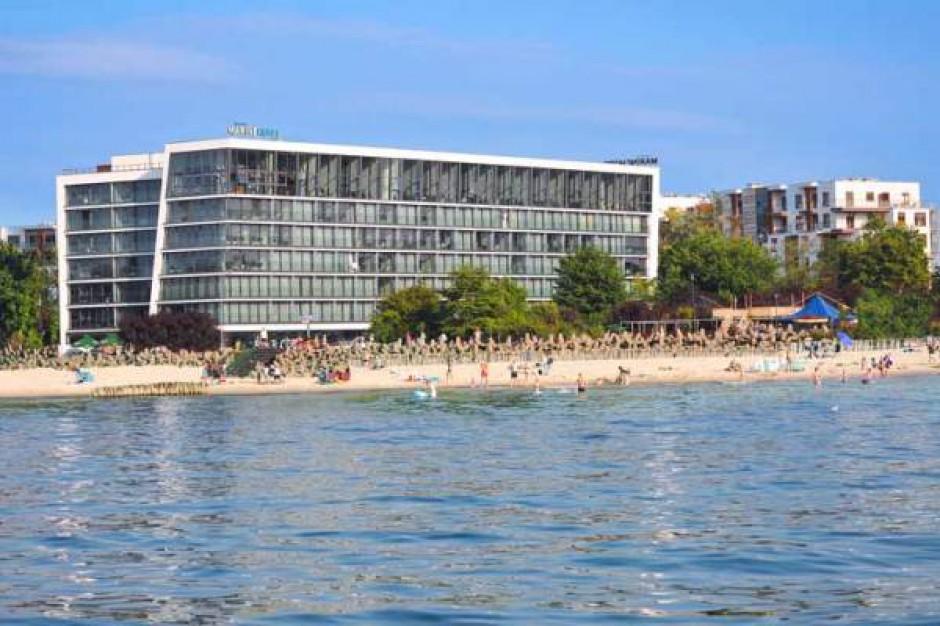 Marine Hotel wybrany przez reprezentację Danii na miejsce pobytowe w czasie Euro 2012