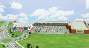 Trwa budowa parku handlowego Multi Shop. Inwestor pozyskał najemcę spożywczego