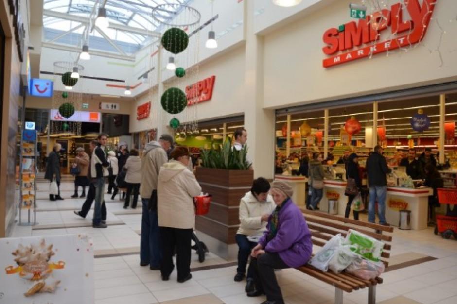 Grupa Auchan otworzyła pierwszy Simply Market w centrum handlowym