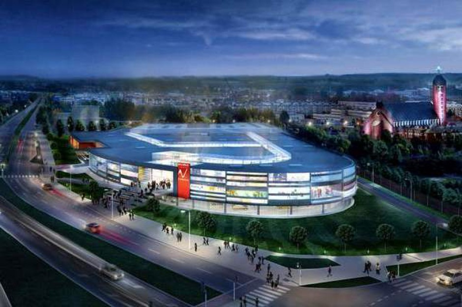 Echo Investment ma kredyt z Raiffeisen Banku na dokończenie budowy Galerii Veneda