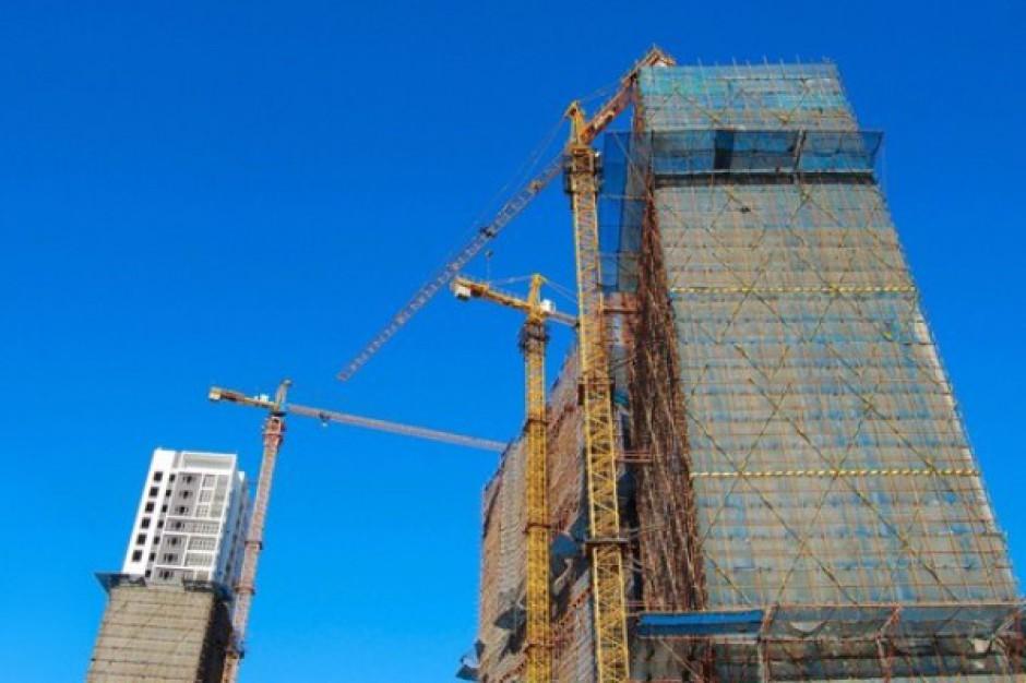 Ponad milion mkw. powierzchni biurowej w budowie