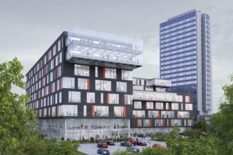 W przyszłym roku GC Investment ruszy z budową biurowca z hotelem w Katowicach