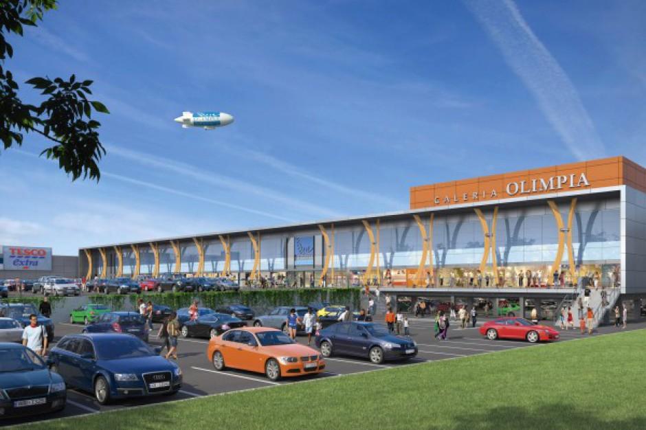 Echo ma kredyt z Nordea Banku na budowę Galerii Olimpia
