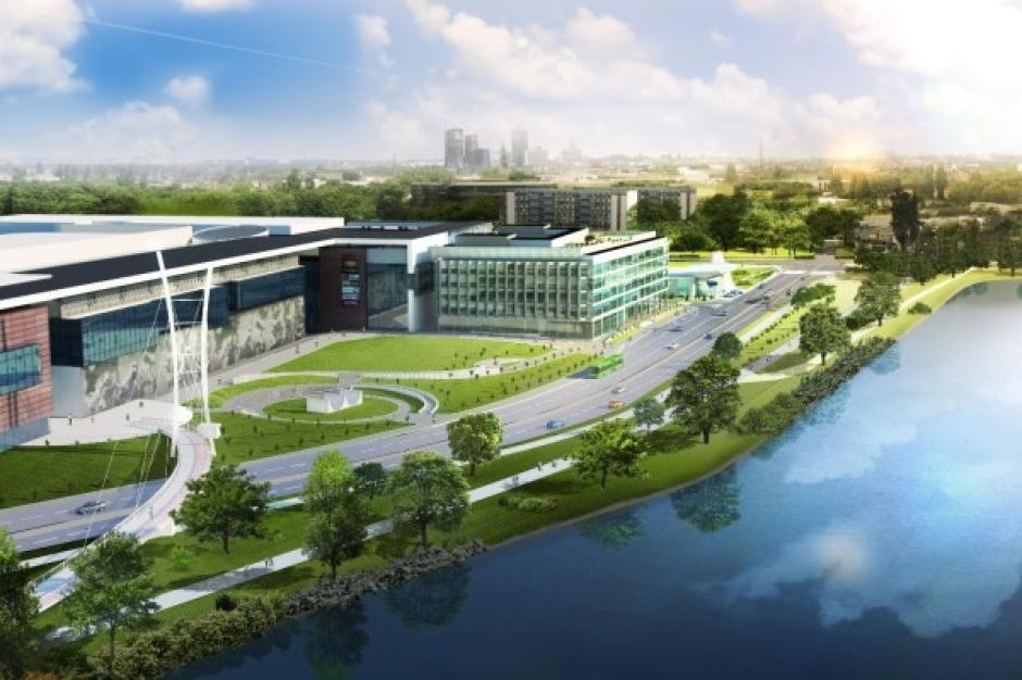Skanska ma pozwolenie na budowę biurowca w Poznaniu