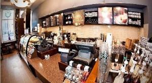 Starbucks - minimalistycznie, ale przyszłościowo