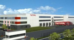 Rząd wesprze budowę centrum dystrybucyjnego sieci TK Maxx we Wrocławiu