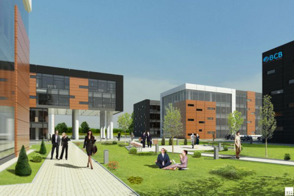 Wkrótce ruszy budowa kolejnego biurowca w kompleksie BCB Business Park