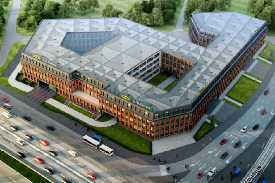 W Krakowie powstanie nowy kompleks biurowy z częścią handlową