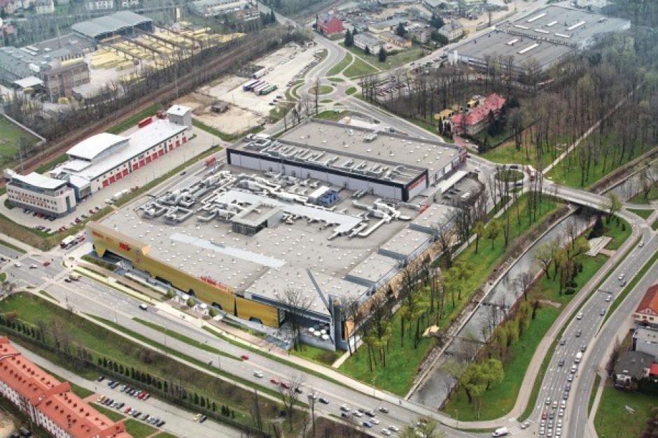 Jesienią ruszy rozbudowa Gemini Park Bielsko-Biała