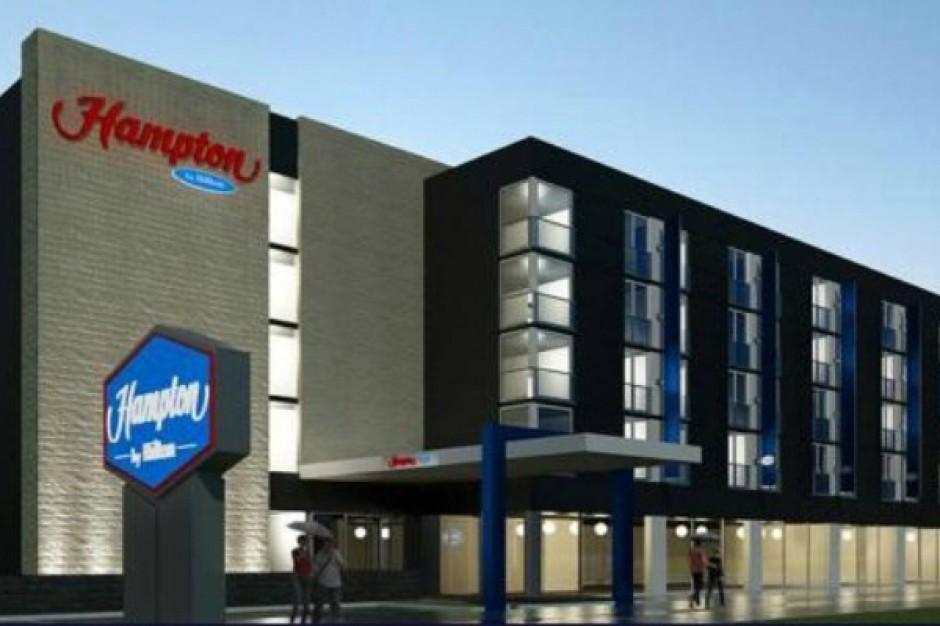 Spółka Port-Hotel poszukuje wykonawcy Hampton by Hilton