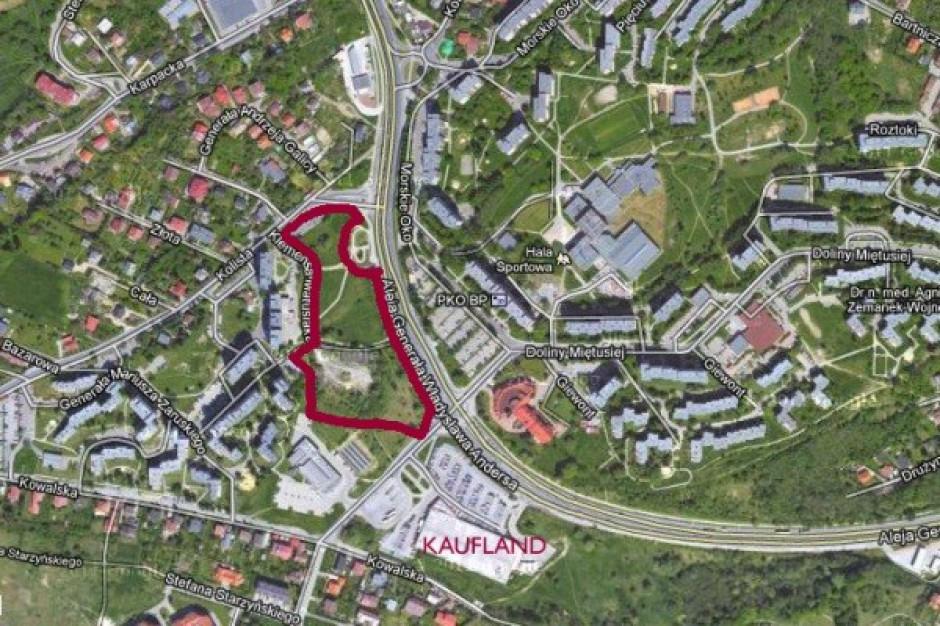 Bielsko-Biała: Są plany budowy kolejnego centrum handlowego
