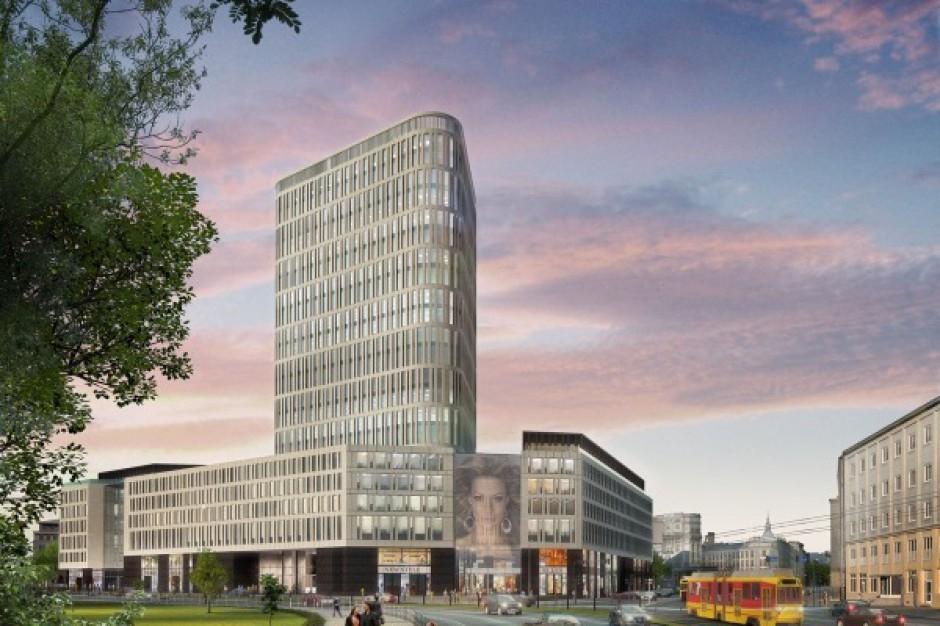 Znany bank wynajmuje dziewięć pięter w kompleksie Plac Unii
