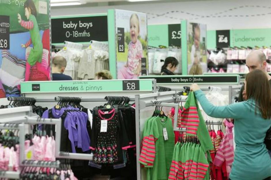 Tesco ma nowy pomysł na rozwój sieci sklepów odzieżowych F&F