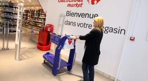 Sieć Carrefour zanotowała spadek sprzedaży w Polsce