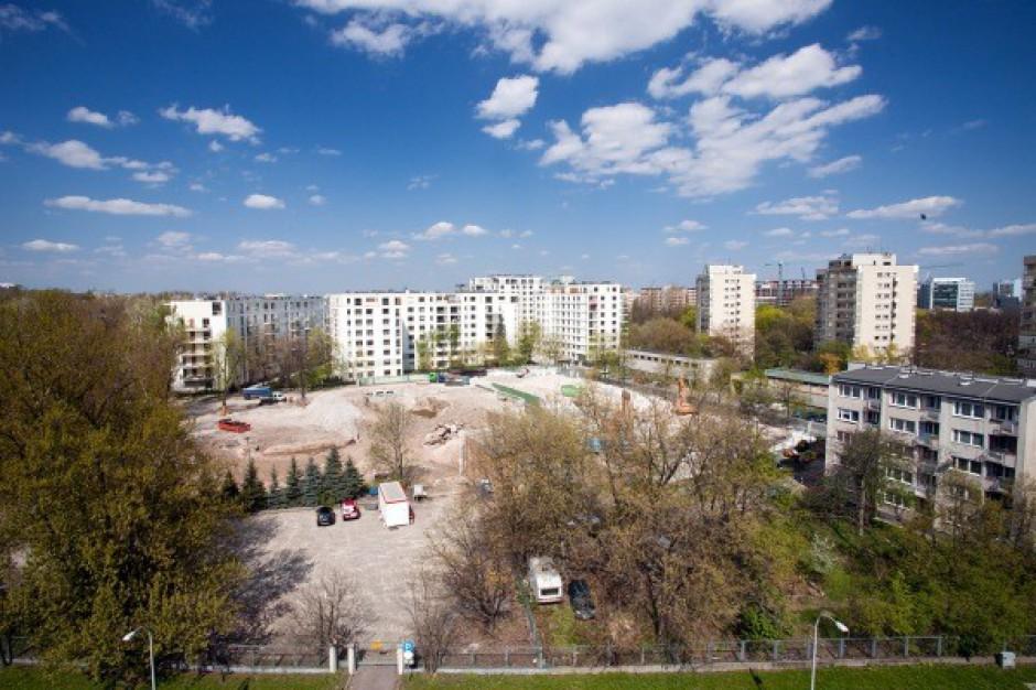 Spółka należąca do PGNiG wybuduje biurowiec, część handlową i mieszkania w Warszawie