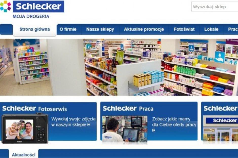 Schlecker bankrutuje. W Polsce ma ponad 180 drogerii