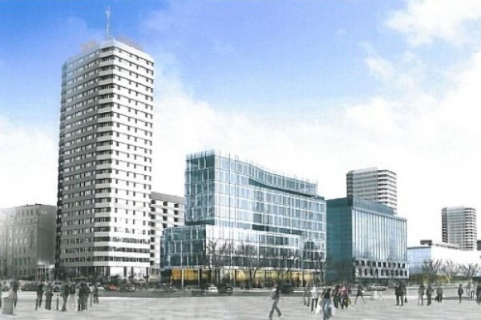 Juvenes i Społem postawią w centrum Warszawy biurowiec z częścią handlową