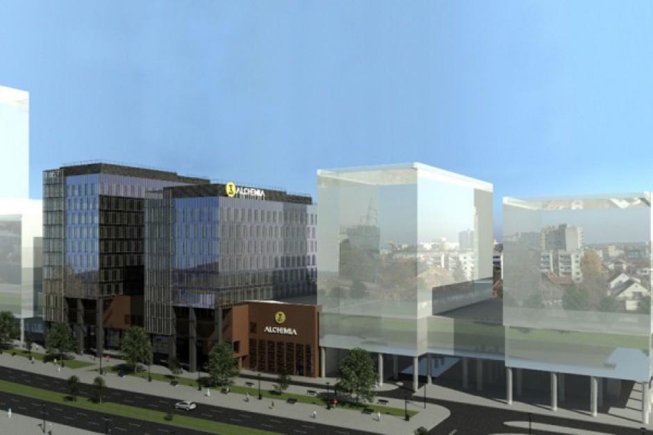 Gdańsk-Oliwa zyska siedem nowych budynków biurowych