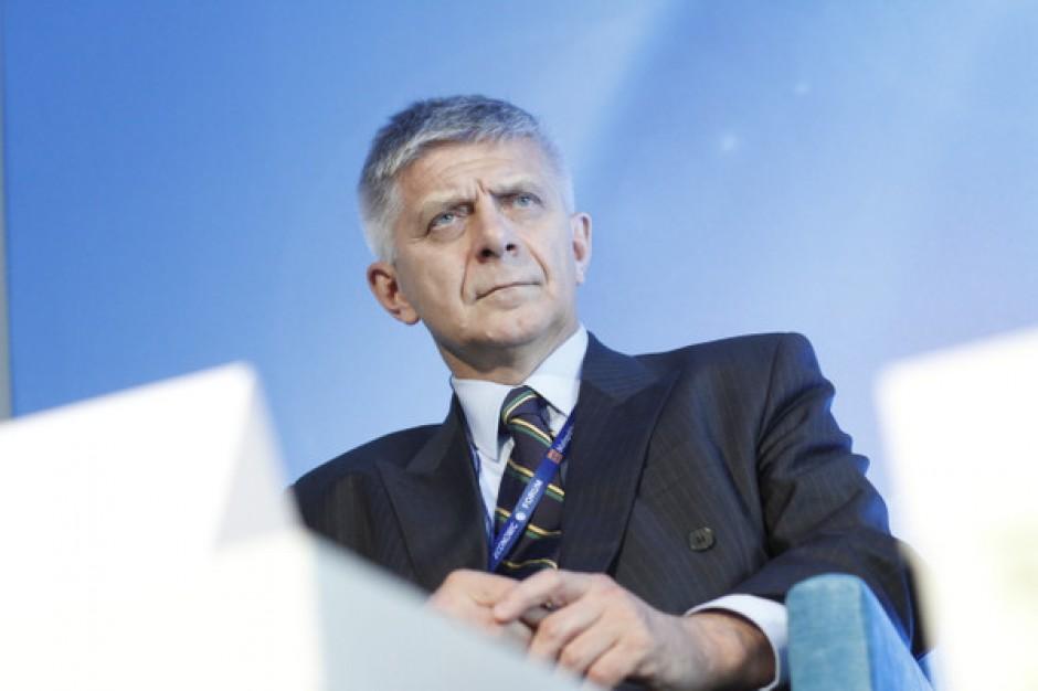 Marek Belka: opodatkowanie banków może uderzyć w system