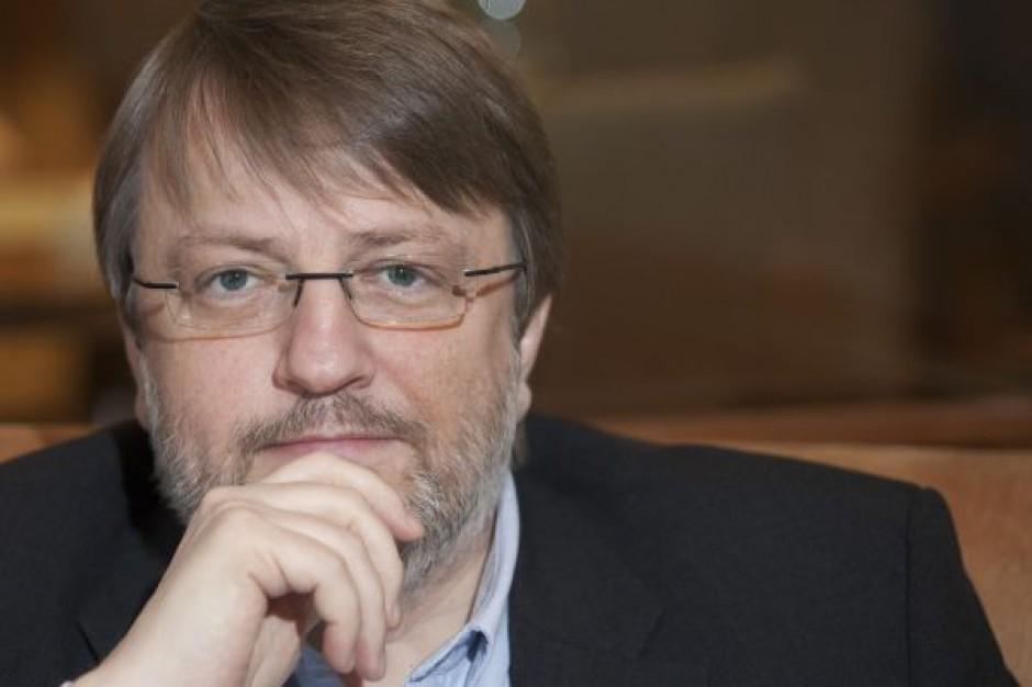 Witold Jesionowski przejmuje stery w Bomi