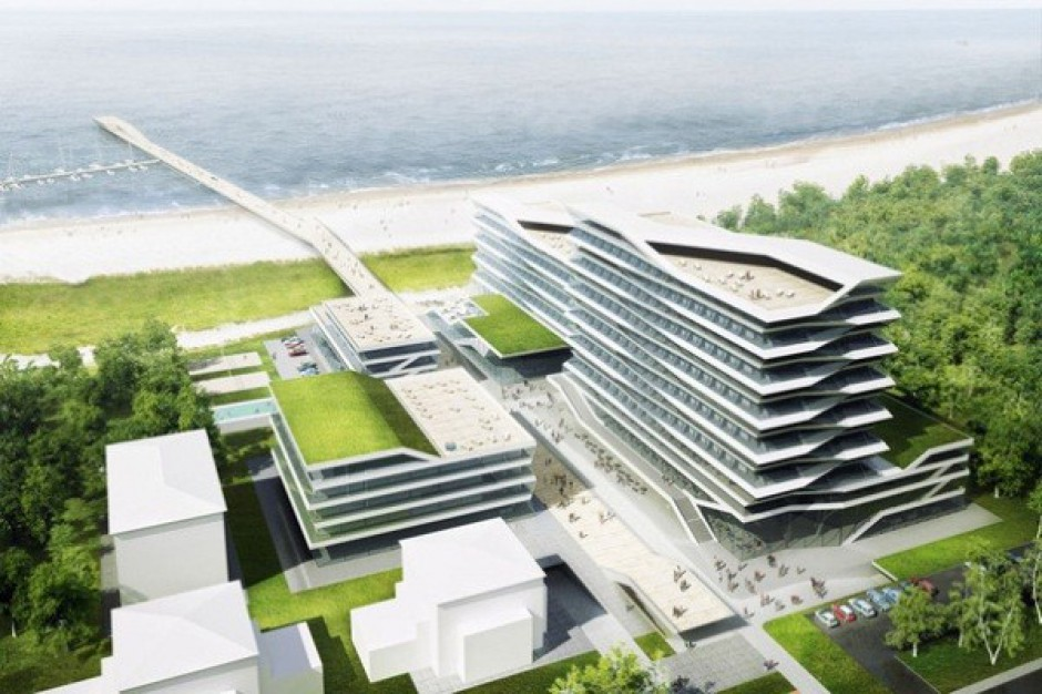Zdrojowa Invest ogłosiła konkurs na projekt Baltic Park Molo