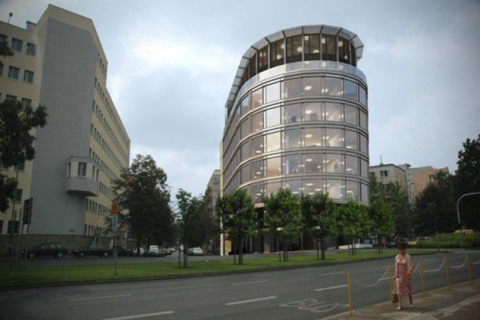 Wechta buduje biurowiec dla prawników w Poznaniu