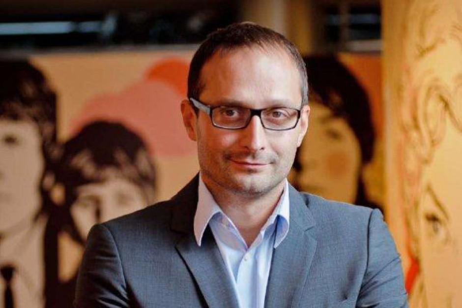 Michał Grom nowym członkiem zarządu Grupy EM&F