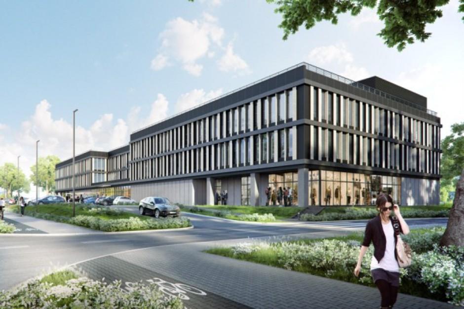 Robyg Business Center ma pozwolenie na budowę. Jest też pierwszy najemca