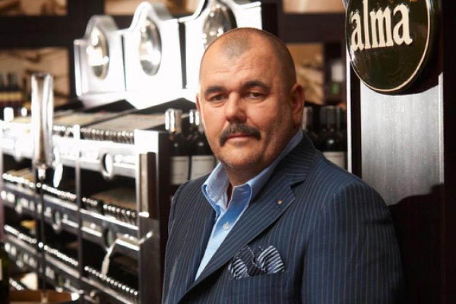 Alma Market chce się rozwijać w oparciu o fundusz nieruchomościowy - wywiad z Jerzym Mazgajem