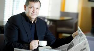 Jan Mroczka inwestuje w rodzinny biznes gastronomiczny. W planach 100 lokali i debiut na GPW