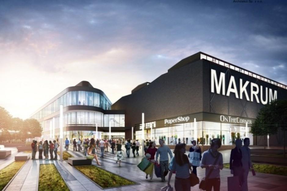Makrum ma pozwolenie na budowę centrum handlowego w Bydgoszczy