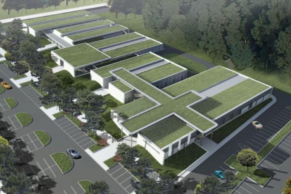 Krakbud chce sprzedać projekt centrum handlowego w okolicach Krakowa