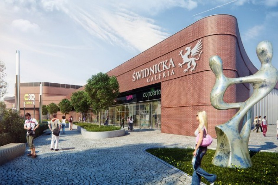 9 marca Rank Progress otworzy Galerię Świdnicką
