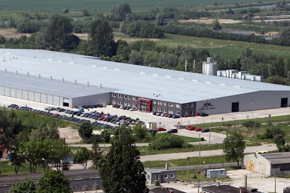 Fabryka Mebli Wójcik zainwestuje 20 mln zł w centrum logistyczno-magazynowe
