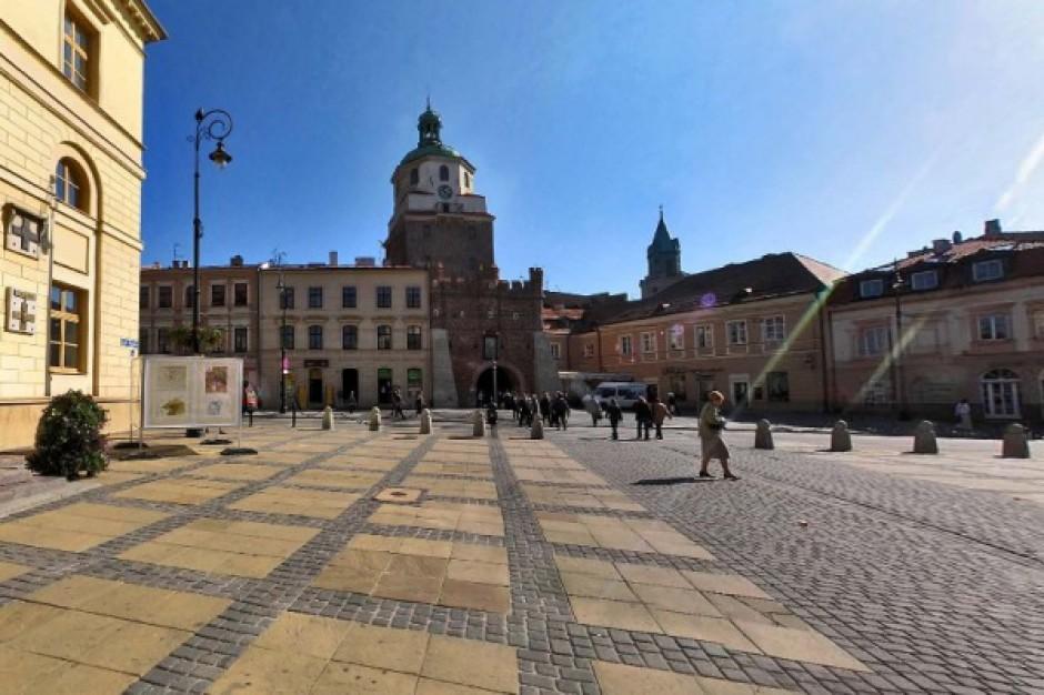 Immofinanz czeka na decyzję ratusza. Galeria Zamek może mieć ponad 100 tys. mkw.
