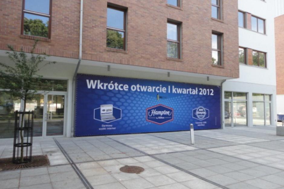 Poprawa sytuacji na warszawskim rynku inwestycji hotelowych. Podaż mocniej pójdzie w górę