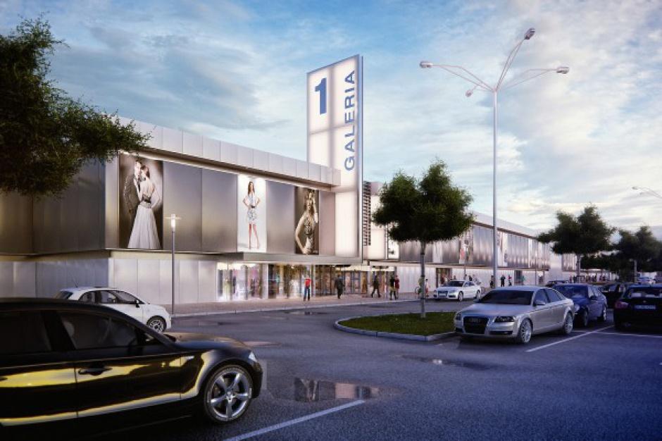 Brama Pomorza - jest nazwa planowanego centrum handlowego w Chojnicach
