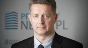 Kontener musi mieć powód, żeby zatrzymać się w centrum logistycznym - komentuje Walery Tankiewicz, Port Gdynia