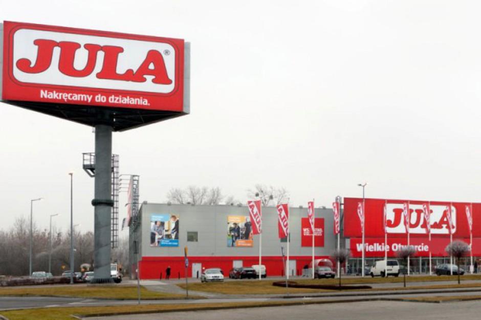 Jula otwiera pierwszy sklep w Łodzi