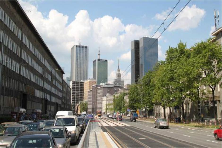 Kolejny drapacz chmur w Warszawie - zobacz zdjęcia biurowca BBI Development