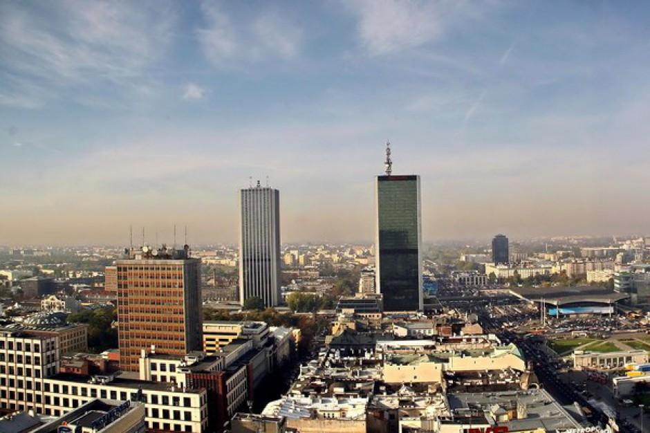 Warszawa będzie miała swoje Twin Towers