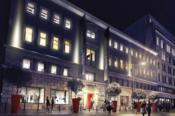 Mysia 3 - nowy koncept handlowy w Warszawie