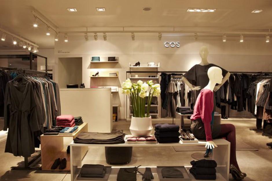 H&M wprowadzi markę COS na nowe rynki