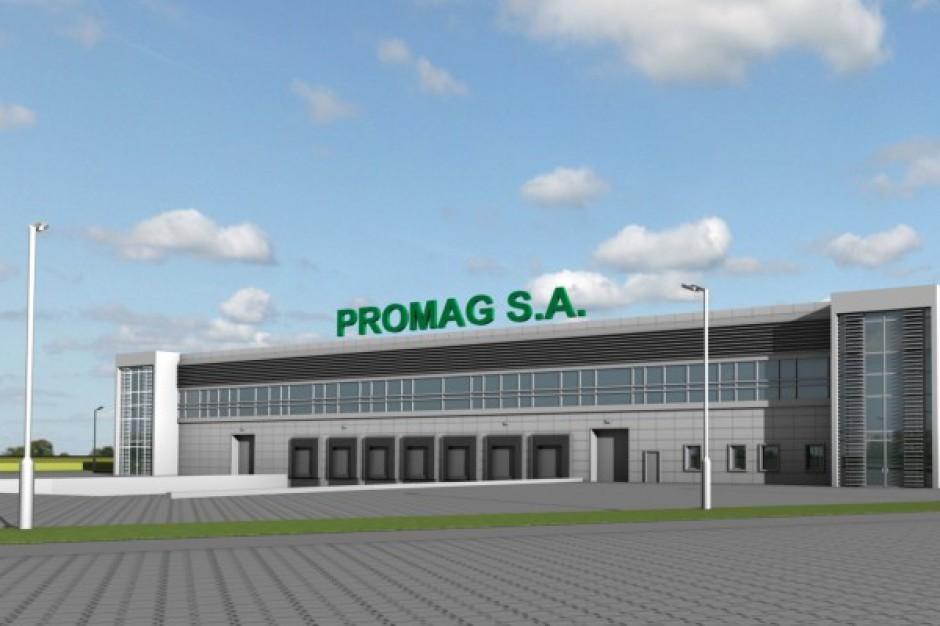 Promag otwiera nowoczesne centrum logistyczne