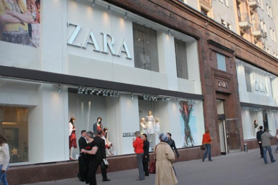 Sprzedaż Inditeksu poszła w górę. Grupa planuje około 500 nowych sklepów