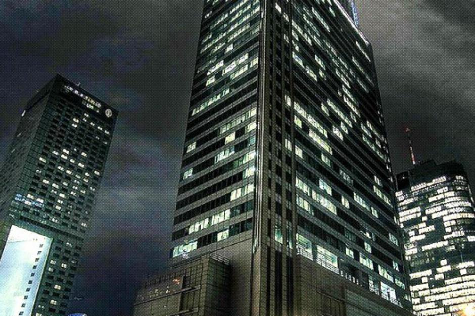 Inwestorzy mają oko na Warsaw Financial Center