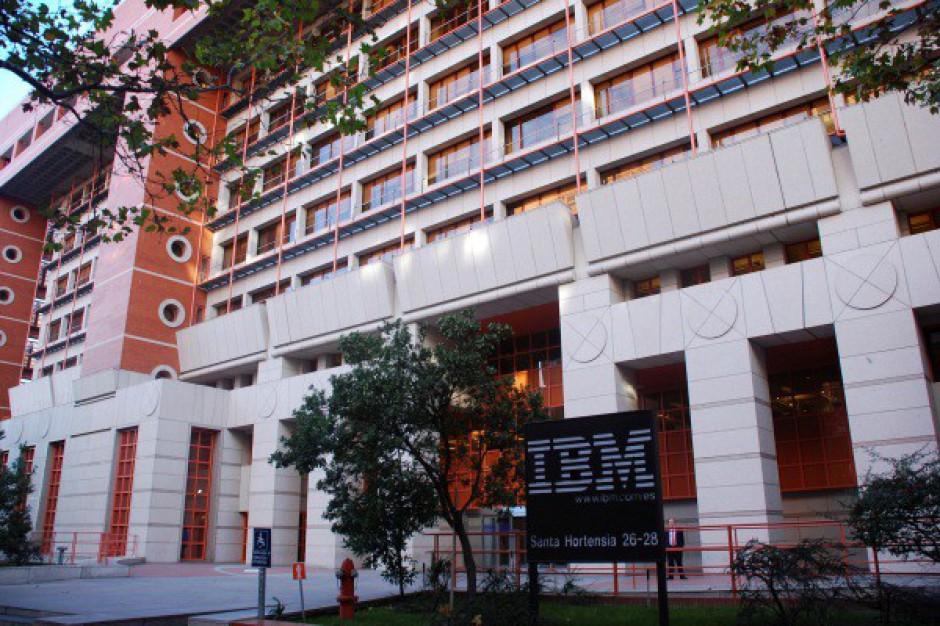 IBM będzie szukał biur. Firma planuje otwarcie nowych oddziałów