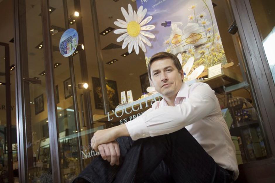 Kryzys wykorzystaliśmy na rozwój - rozmowa z Mikołajem Pietrzakiem, dyrektorem sieci L'Occitane