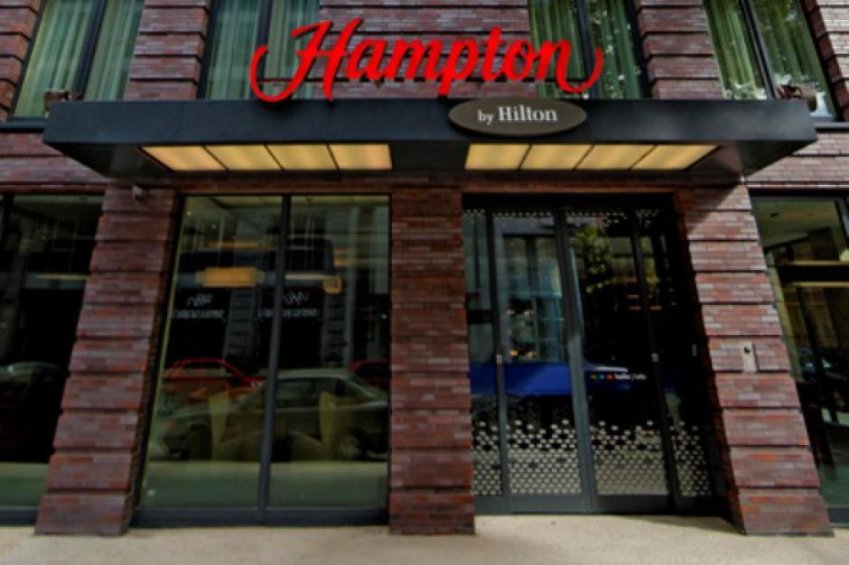Pierwszy w Polsce Hampton by Hilton już działa